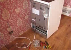 Подключение электроплиты. Беловские электрики.