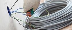 Ремонт электропроводки. Беловские электрики.