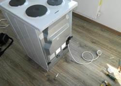 Установка, подключение электроплит город Белово