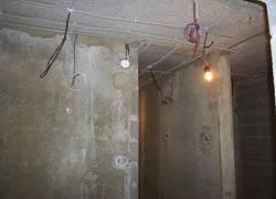 Правила электромонтажа электропроводки в помещениях город Белово