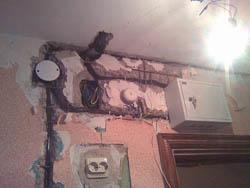 Замена электропроводки в Белово